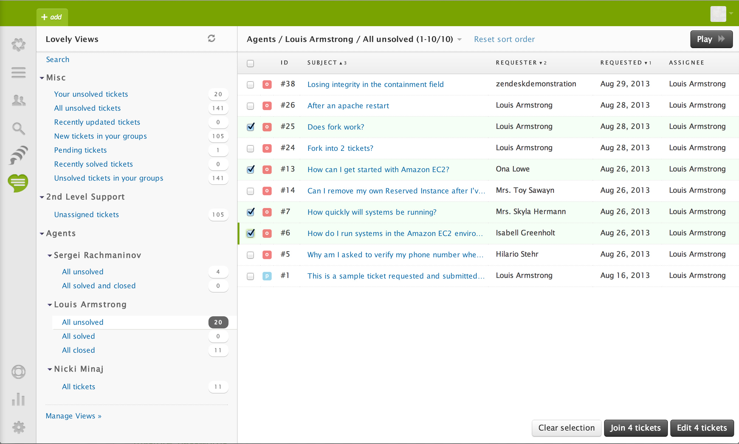 Zendesk Integration Step 3